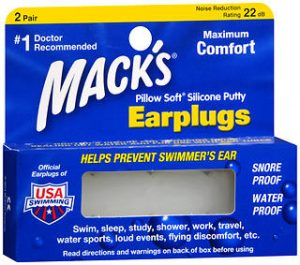 EAR PLUG PLW SOFT   MACKS   2S
