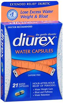 DIUREX WATER CAP            21