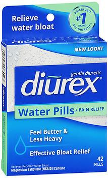 DIUREX WATER PILL           42
