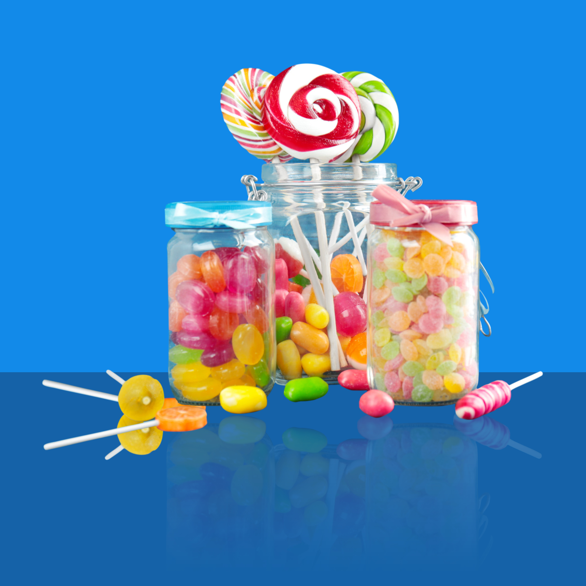 CANDY AND GUM