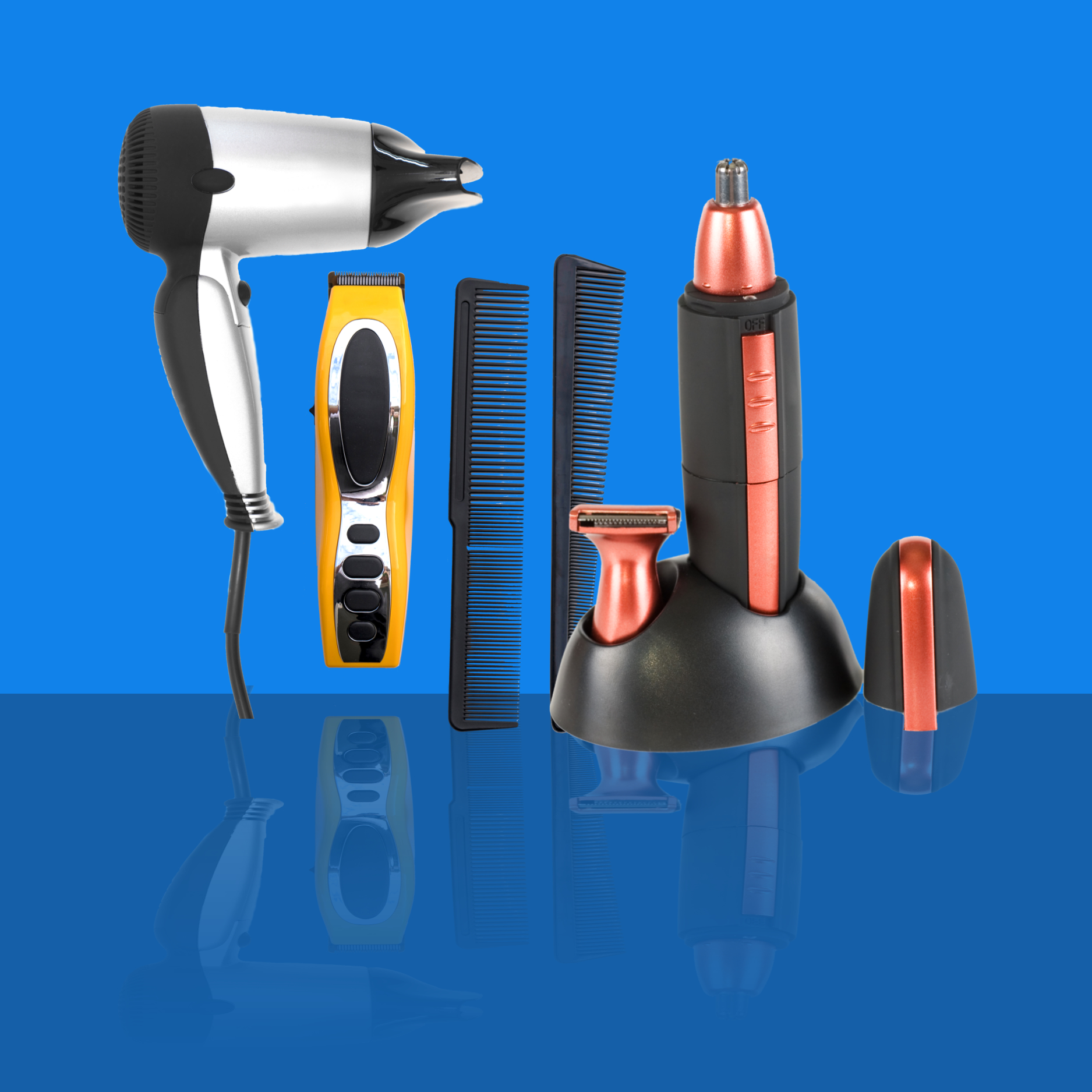 SHAVING AND MENS GROOMING