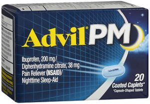 ADVIL PM CAPL               20