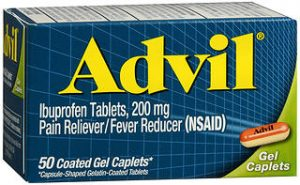 ADVIL GELCAPL               50