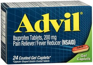 ADVIL GELCAPL               24