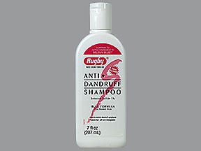ANTI-DANDRUFF SHAM MMP    7OZ@